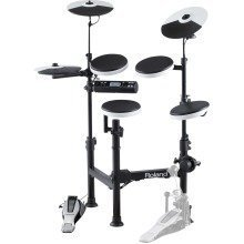 Roland TD-4KP Electronic Drum Kit And Carry Case