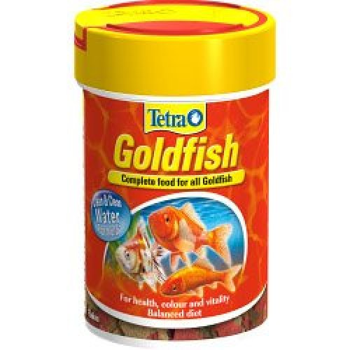 15g Tetra Goldfish Flakes -  flakes goldfish food 15g 85ml