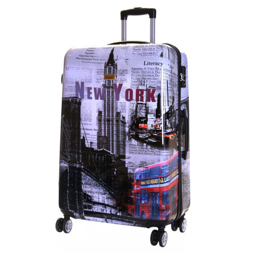 19430704b Karabar Falla Large 76 cm Hard Suitcase, New York on OnBuy