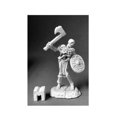 Reaper Miniatures Dark Heaven Legends 03901 Bog Skeleton (Axe & Shield)