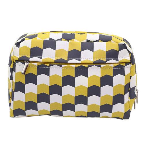 Portable Makeup Storage Bag Waterproof Cosmetic Bag Beauty Case #08