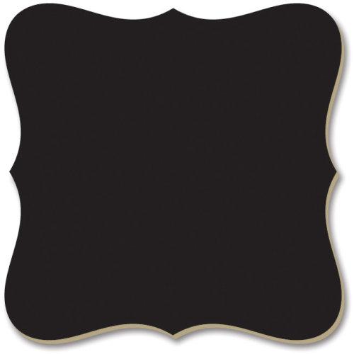 "Chalkboard Surfaces -Simple Bracket 12""X12"""