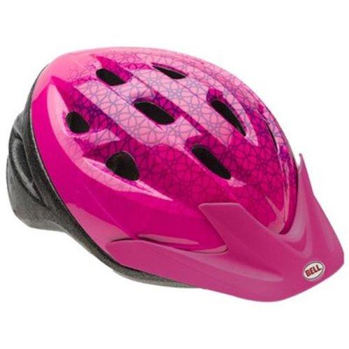 Bell Sports 7063276 Child Girls Pink Helmet