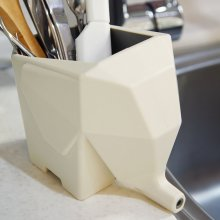 Elephant Kitchenware Cutlery Drainer Rack Creative Toothbrush Holder