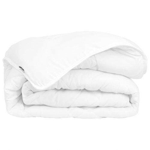 vidaXL Winter All Seasons Duvet/Quilt 140x200 cm White