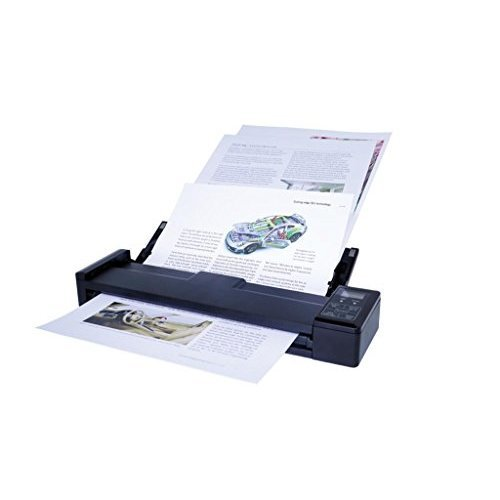 IRIScan Pro 3 Portable Wireless Color Scanner with WiFi
