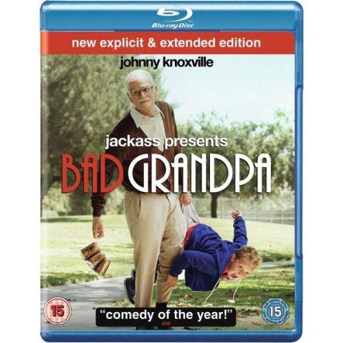 Jackass Presents: Bad Grandpa (extended Cut)