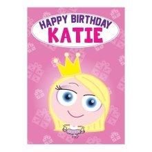 Birthday Card - Katie