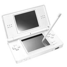 Nintendo DS Lite Handheld Console (White)