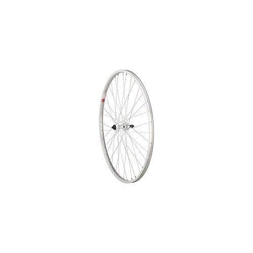 Sta Tru Silver Alloy Freewheel Hub Rear Wheel 27X1 Inch