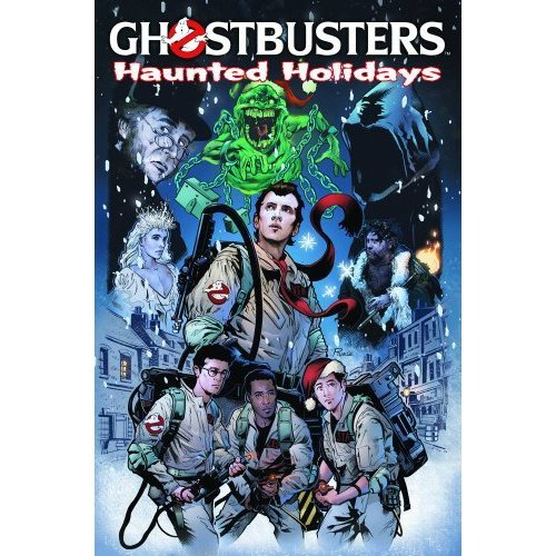 Ghostbusters: Haunted Holidays (Ghostbusters (IDW))