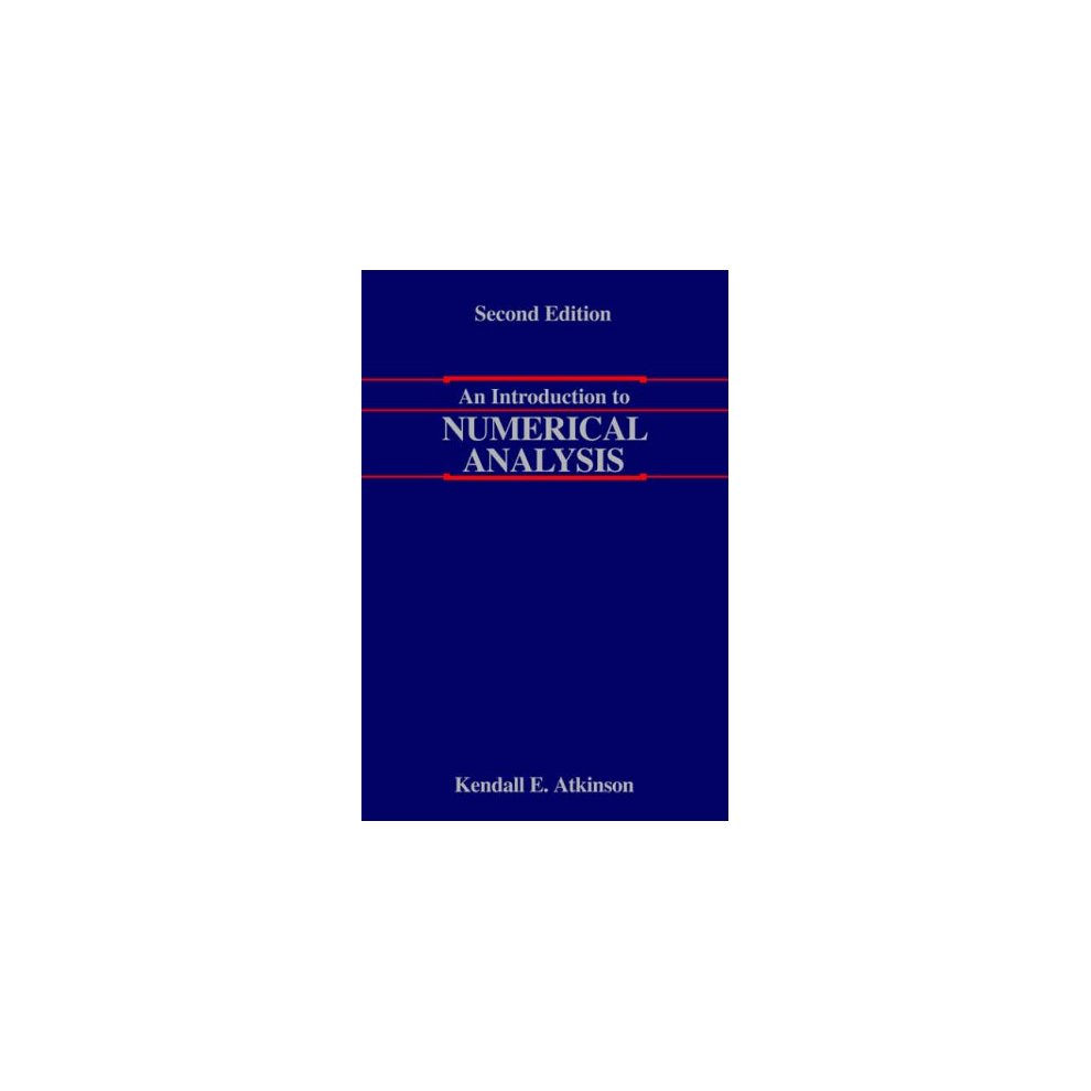 Intro To Numerical Analysis 2e - 8a6def303221b23 , Intro-To-Numerical-Analysis-2e-13495718 , Intro To Numerical Analysis 2e , Array , 13495718 , Books , OPC-PTHP2X-USED