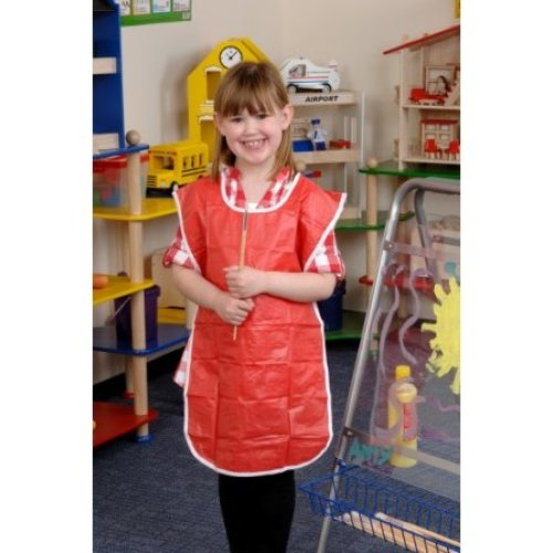 Childrens Waterproof Aprons Age 7-8 Years (A1462)