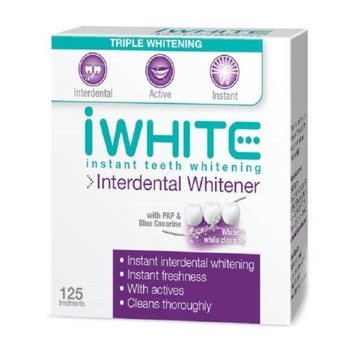 iWhite Interdental Whitener Floss