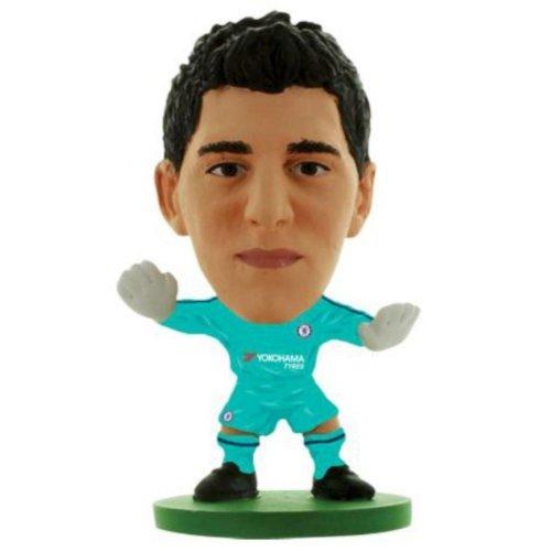 Soccerstarz - Chelsea FC - Thibaut Courtois in Home Kit