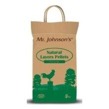 Mr Johnson's Natural Layer Pellets, 5kg