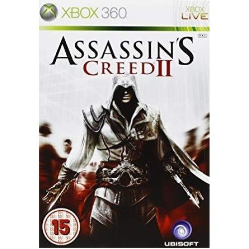 Assassin's Creed II (2) (Greatest Hits) (Xbox One Compatible) (Xbox 360)  (New)