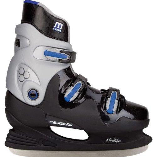 Nijdam Ice Hockey Skates Size 46 0089-ZZB-46