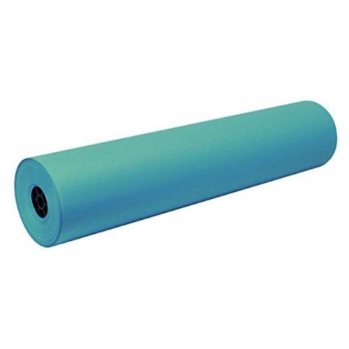 Pacon Decorol Art Paper Roll, 3-Feet by 500-Feet, Sky Blue (100595)