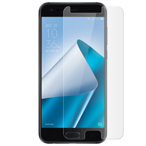 Tempered glass screen protector for Asus ZenFone 4 ZE554KL, 9H hardness