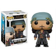 Funko POP! Pirates Of The Caribbean: Ghost Of Will Turner - Vinyl Figure