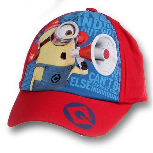 Minions Baseball Cap - DBI Red