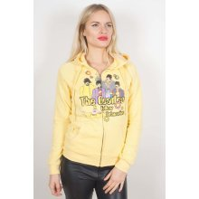 XL Yellow The Beatles Sub Band Ladies Hooded Top. -