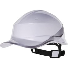 Delta Plus DIAMOND V ABS Baseball Cap Style Safety Hard Hat Helmet (Various Colours)