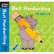 Best Handwriting for Ages 7-8