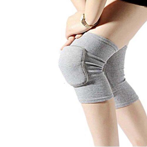 Professional Athletics Knee Compression Sleeve Knee Brace Knee Pads 2-Pack ,#A5