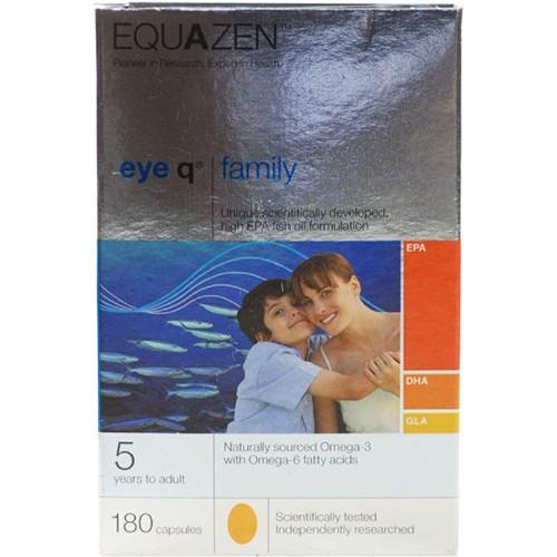 Equazen Omega 3&6 Eye Q 360's