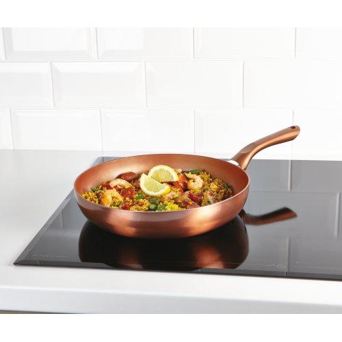 28cm Frying Pan Cermalon Ceramic Copper Induction Cookware Non Stick