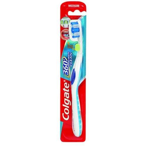 Colgate Toothbrush 360 Degrees - Medium