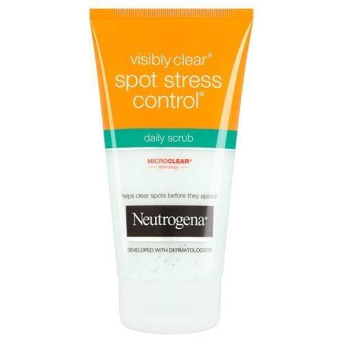 Neutrogena Visibly Clear Spot Stress Control Daily Scrub, 150ml