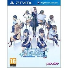 Root Letter Sony Playstation Ps Vita Game