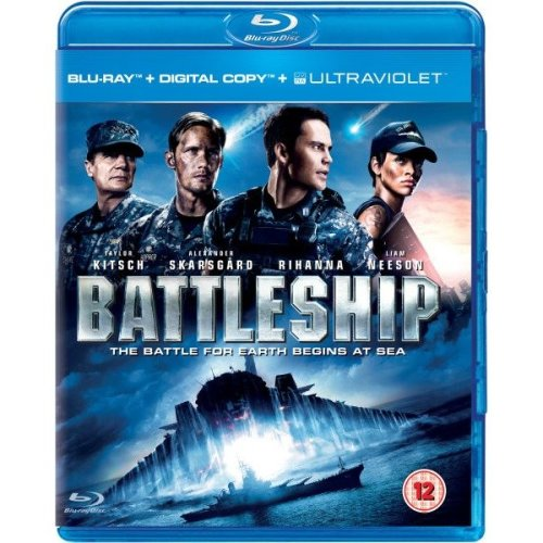 Battleship (includes Digital and Ultraviolet Copies)