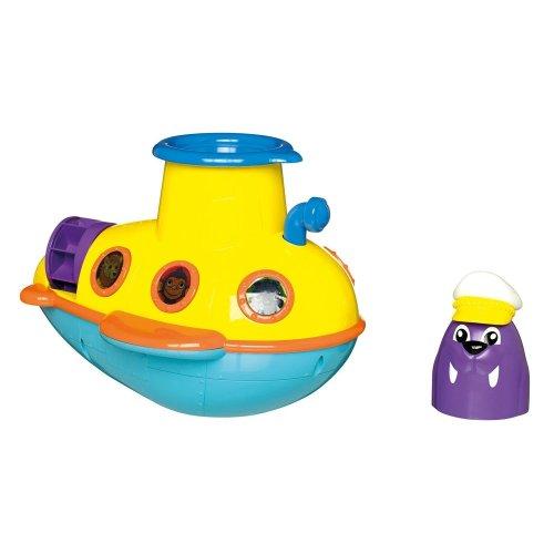 See Under the Sea Submarine