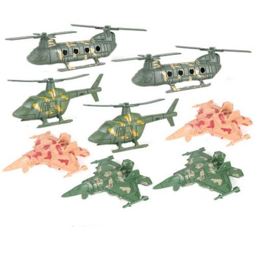 Soldier Scene Models Little Soldier Car Models Children's Toy Accessories #5