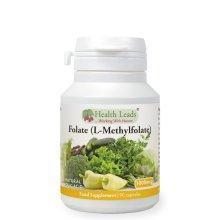 Folate (L-Methylfolate) 1000mcg x 90 capsules