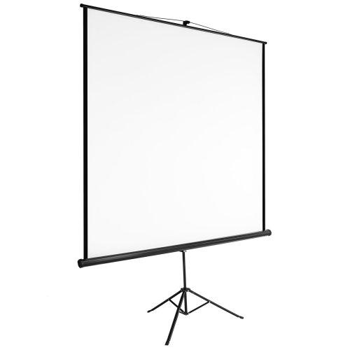Tripod screen 152 x 152 cm