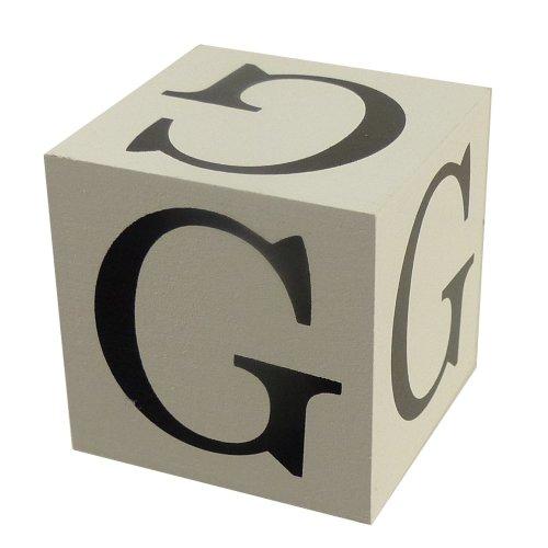 Wooden Block - Letter G