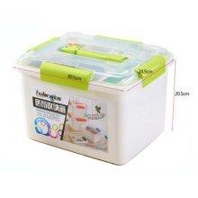 Multilayer Medicine Storage Container Medicine Storage Box