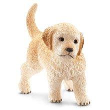 Schleich Golden Retriever Puppy Model - 16396 Farm Life Figure -  schleich golden retriever puppy 16396 farm life figure
