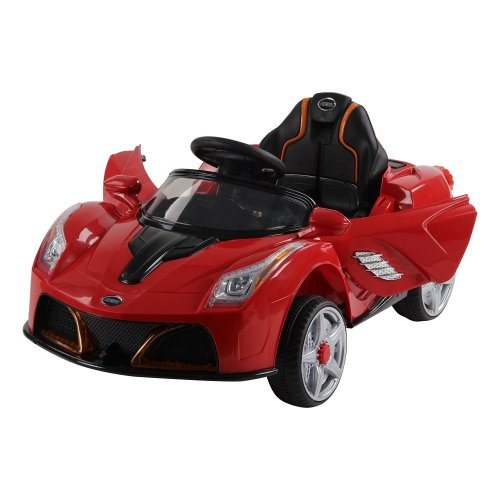 Homcom Children Kids Electric Ride on Car Battery Operated Toy Car W/ Remote Control