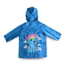 My Little Pony Raincoat - Blue
