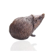 Bronze Hedgehog Figure - Butler & Peach - 2040