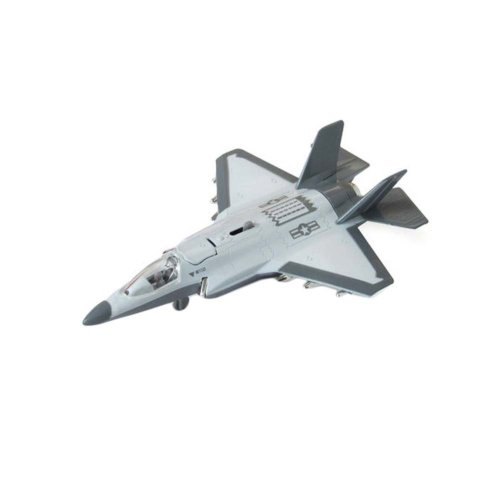 Children's Aircraft Model Toys Simulation Fighter / Airliner Boy Gift_F-35B#4