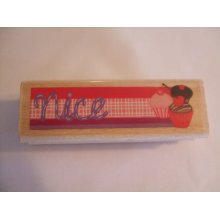 Dovecraft Smirk Stamp - Nice - SMRS01/N