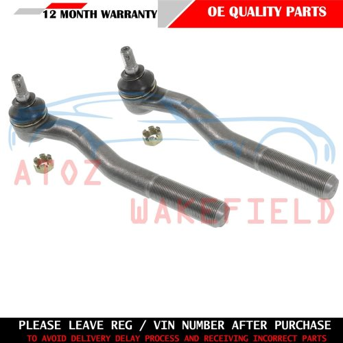 FOR JEEP GRAND CHEROKEE WJ WG FRONT LOWER OUTER LEFT RIGHT TRACK TIE ROD ENDS