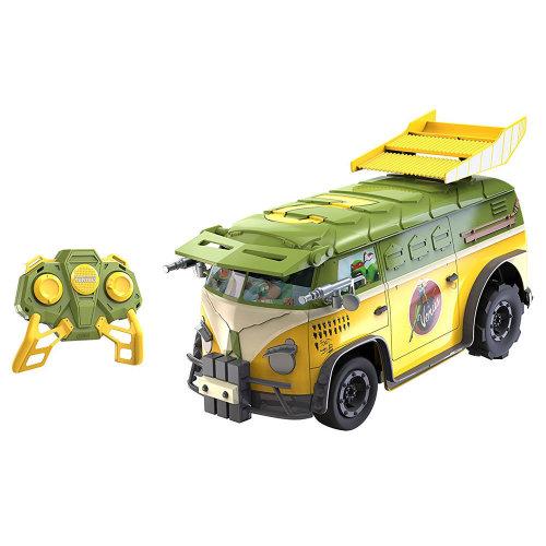Nikko Teenage Mutant Ninja Turtles Radio Control Party Van